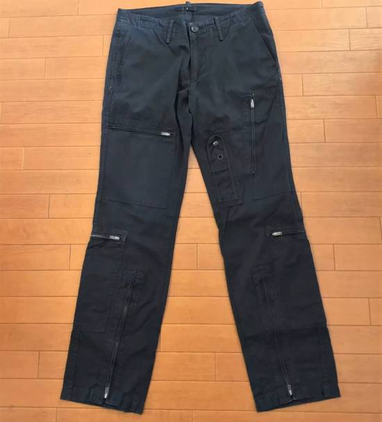Julius Julius_7 AW06 Fixed: Flight Pants Size US 31 - 5