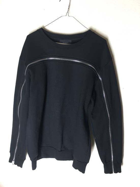 Givenchy Givenchy Zipper Sweater Size US L / EU 52-54 / 3