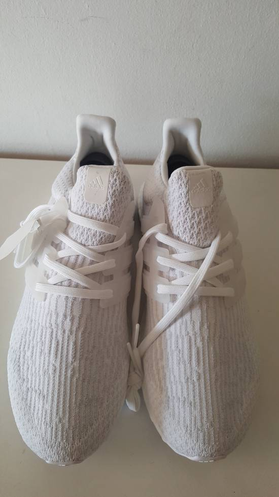 7e4bbc7cd80e4 ... Adidas Adidas Ultra Boost 3.0 Triple White V3 UB Size US 10   EU 43 ...
