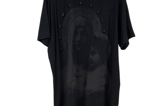Givenchy Black Madonna Shirt Size US S / EU 44-46 / 1 - 1