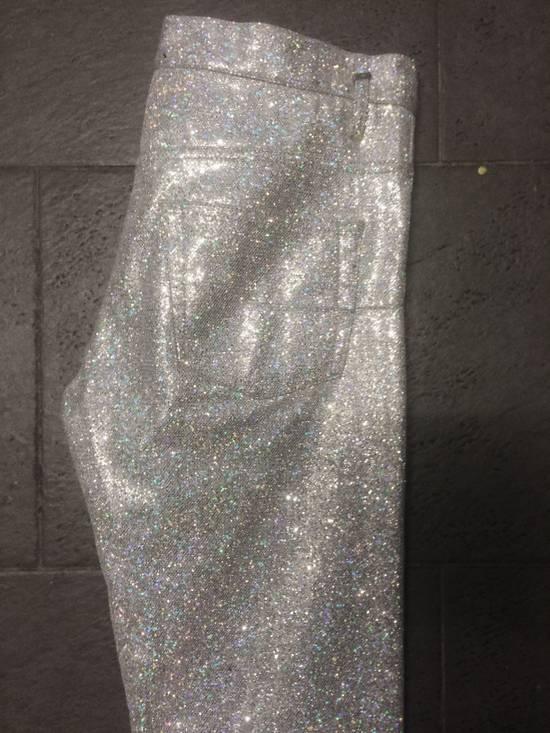Dior SS06 runway glitter pants Size US 28 / EU 44 - 1