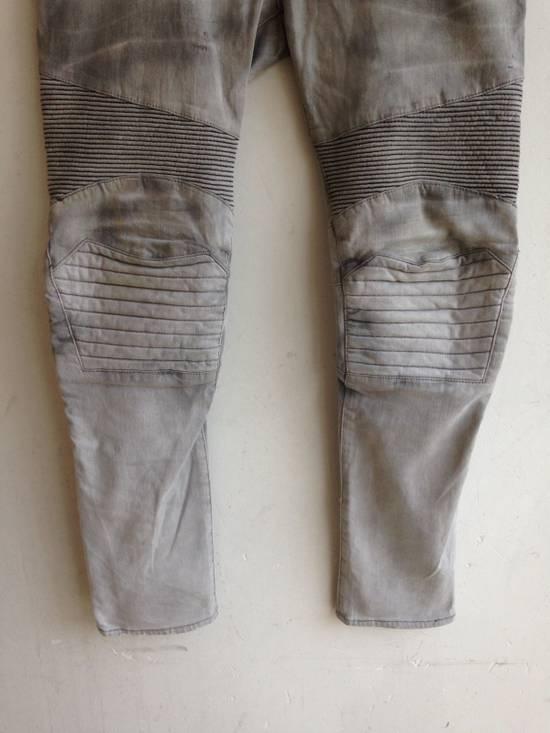 Balmain Balmain Biker Jeans Size US 32 / EU 48 - 3