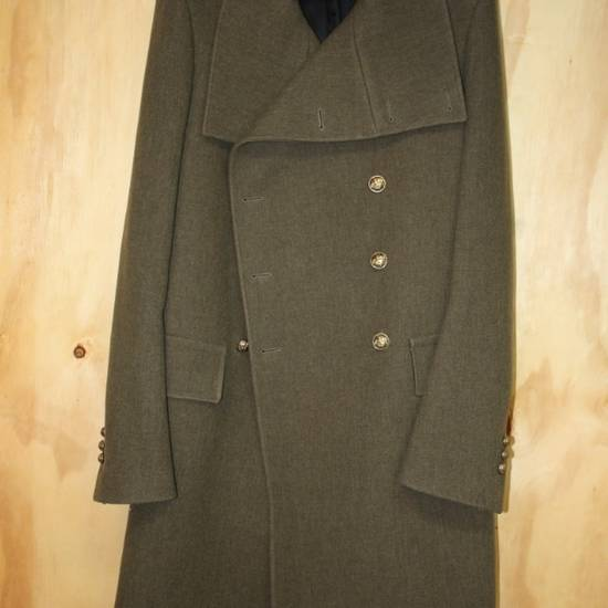 Balmain 11 FW Military high neck coat Size US M / EU 48-50 / 2 - 5