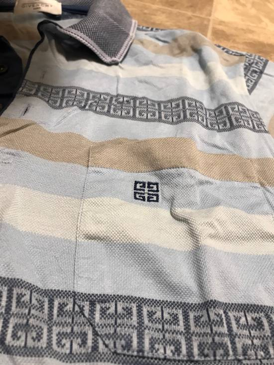 Givenchy Givenchy Polo   Blue and Gold Size US L / EU 52-54 / 3 - 3