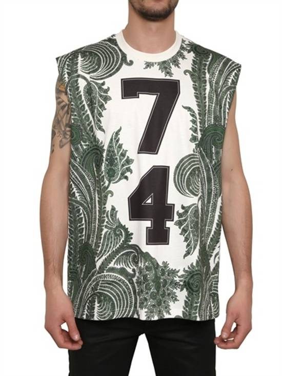 Givenchy GIVENCHY paisley 74 tank top muscle shirt oversized Columbian fit TYGA Size US S / EU 44-46 / 1