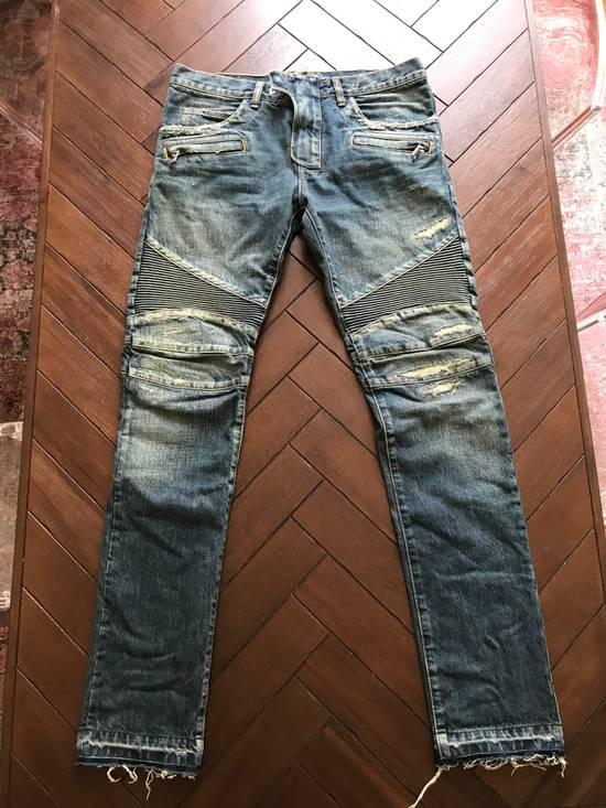 Balmain Biker jeans Size US 33