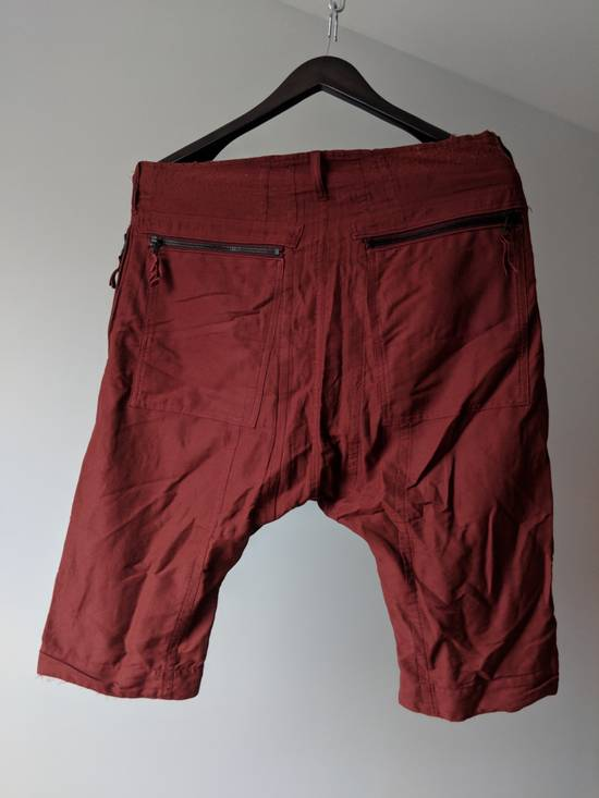 Julius Dark red Sample Shorts Size US 33 - 1