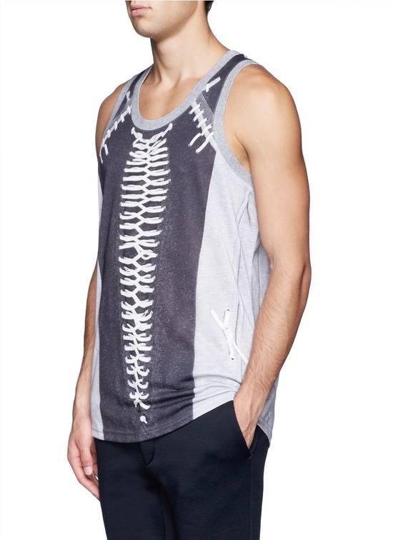 Givenchy Givenchy Baseball Stitch Print Men's Stars Rottweiler Shark Tank Top Vest size S Size US S / EU 44-46 / 1 - 4