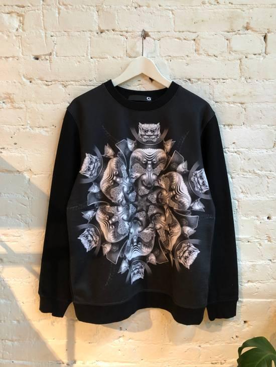 Givenchy Black Oni Sweater Size US L / EU 52-54 / 3