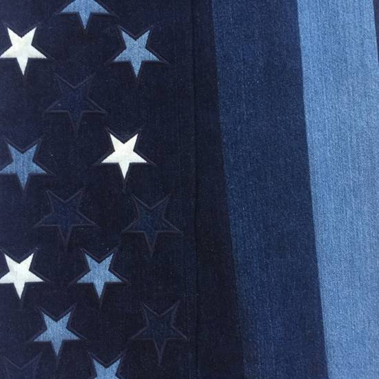 Givenchy $1.3k Stars & Stripes Denim Jeans NWT Size US 32 / EU 48 - 21