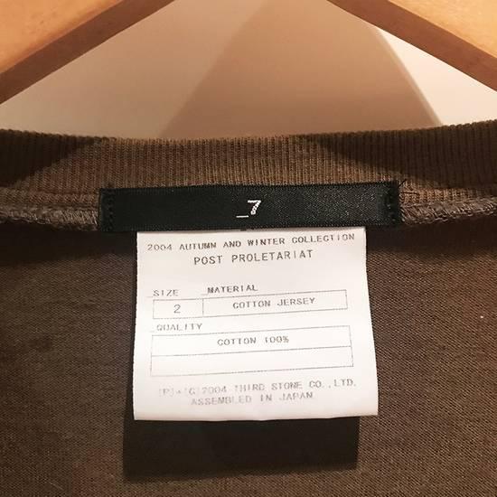 Julius Julius long sleeve cotton jersey Size US M / EU 48-50 / 2 - 7