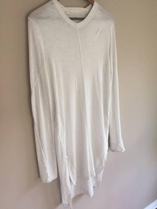 Julius AW14 Extended Wool/Silk Longsleeve Size US M / EU 48-50 / 2 - 1