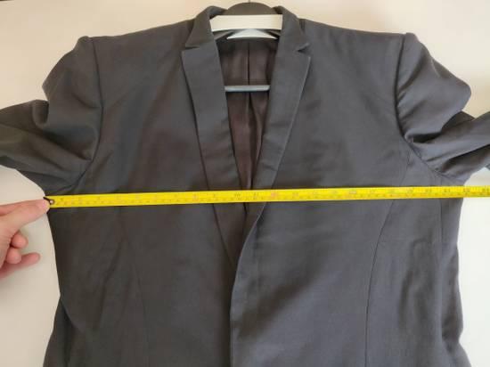 Julius Julius Blazer Jacket ( 457JAM1 ). Size 4. Black. Size US XL / EU 56 / 4 - 4