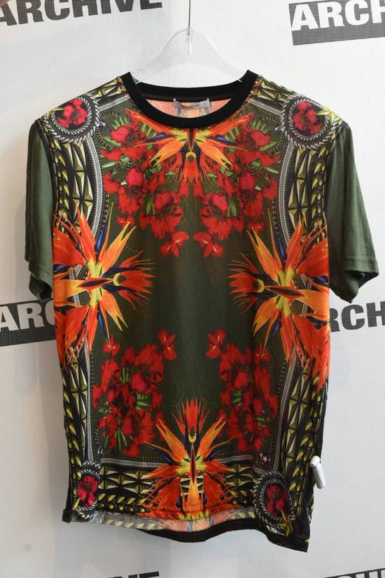 Givenchy Givenchy Birds of Paradise print T-Shirt Size US XS / EU 42 / 0