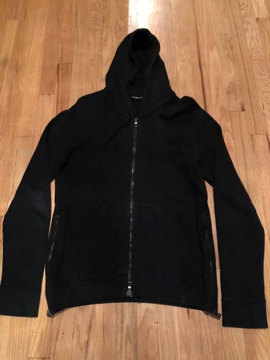 Balmain Balmain Sweatshirt Black Zip Up Size US L / EU 52-54 / 3
