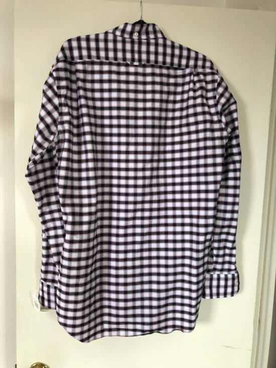 Thom Browne Check Shirt Size US L / EU 52-54 / 3 - 3