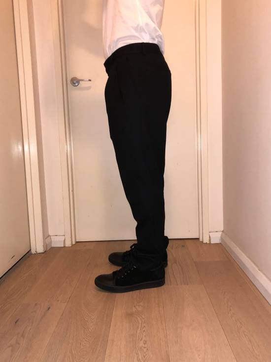 Givenchy Drop Crotch tailored pants Size 48R - 6