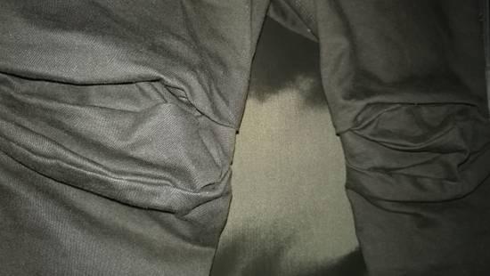 Julius Limited Wrinkle Arch Knee Bottom Zip Biker Jeans Size US 31 - 5