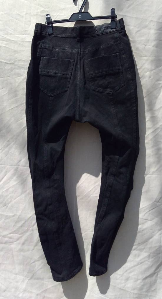 Julius Black Knit Denim Jeans f/w12 Size US 30 / EU 46 - 4