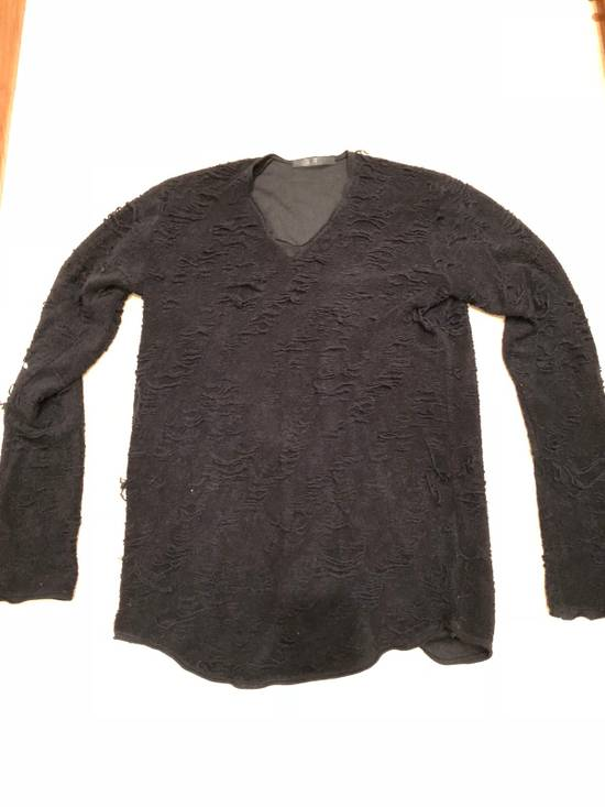 Julius Distressed Sweater Size US L / EU 52-54 / 3