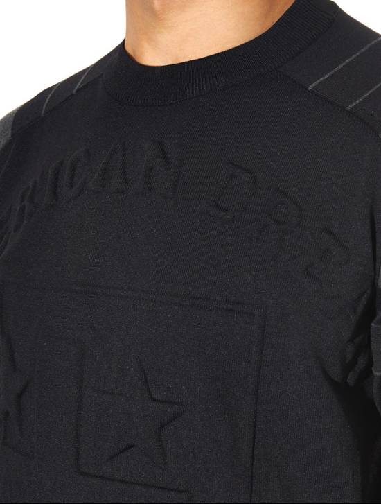 Givenchy Black American Dream Embossed Sweatshirt Size US L / EU 52-54 / 3 - 1