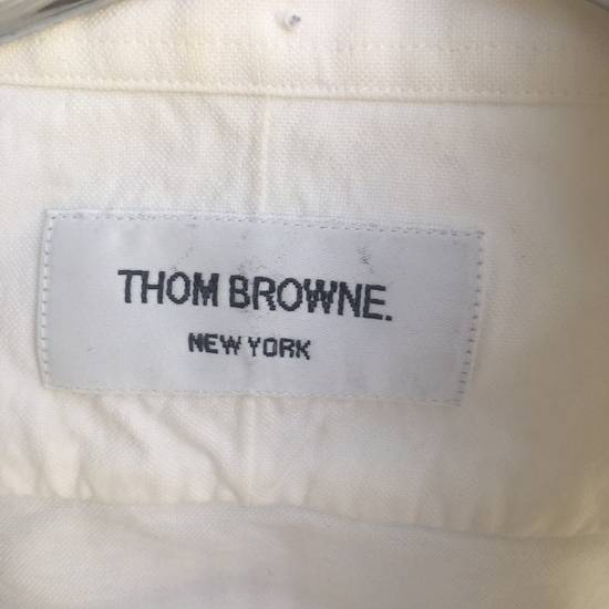 Thom Browne White Shirt Size 2 Size US M / EU 48-50 / 2 - 4