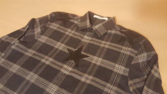 Givenchy Stars printed Cotton-twill shirt Size US S / EU 44-46 / 1 - 3