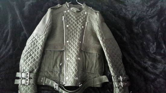 Balmain Balmain leather jacket size 52 Size US L / EU 52-54 / 3