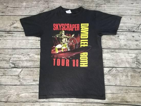 29dffcb80de Band Tees. Vintage 80s Band Rock David Lee Roth Skyscraper Tour 1988 ...