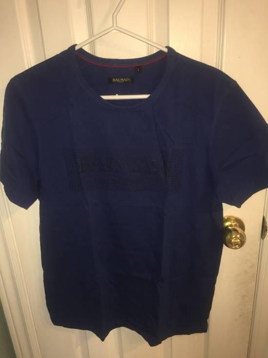 Balmain T shirt Size US L / EU 52-54 / 3 - 1