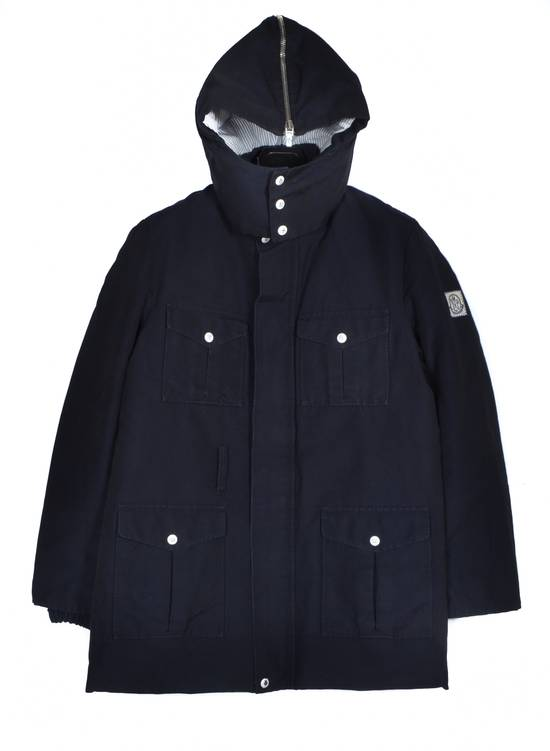 Thom Browne (VERY RARE THOM BROWNE)Blue winter parka Size US XL / EU 56 / 4