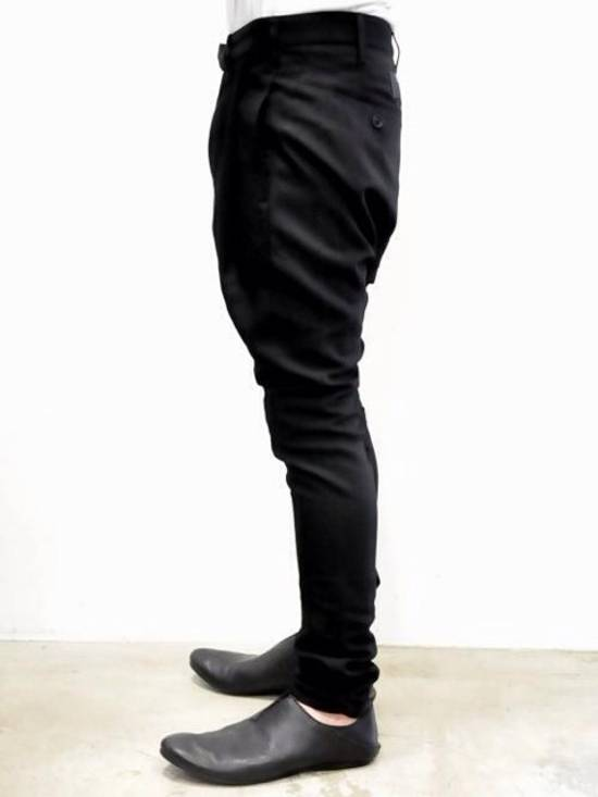 Julius BNWT SS16 Viscose/Cotton Tapered Trousers Size US 33 - 2