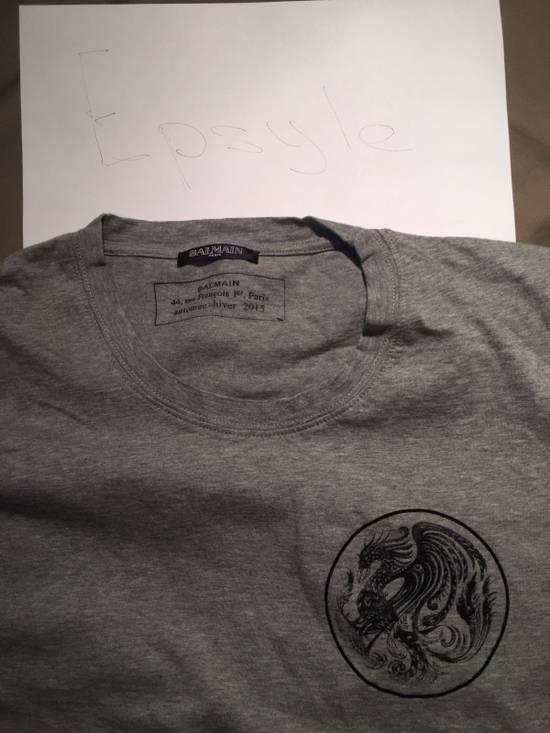Balmain Dragon T-Shirt Size US M / EU 48-50 / 2 - 2