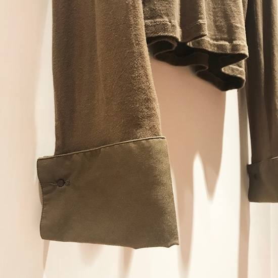 Julius Julius long sleeve cotton jersey Size US M / EU 48-50 / 2 - 3