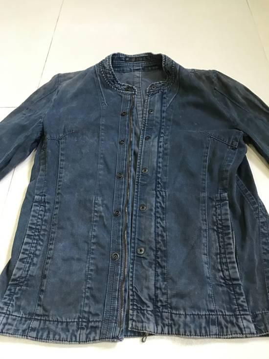 Julius SS12 vintage blue gray denim jacket Size US M / EU 48-50 / 2 - 4