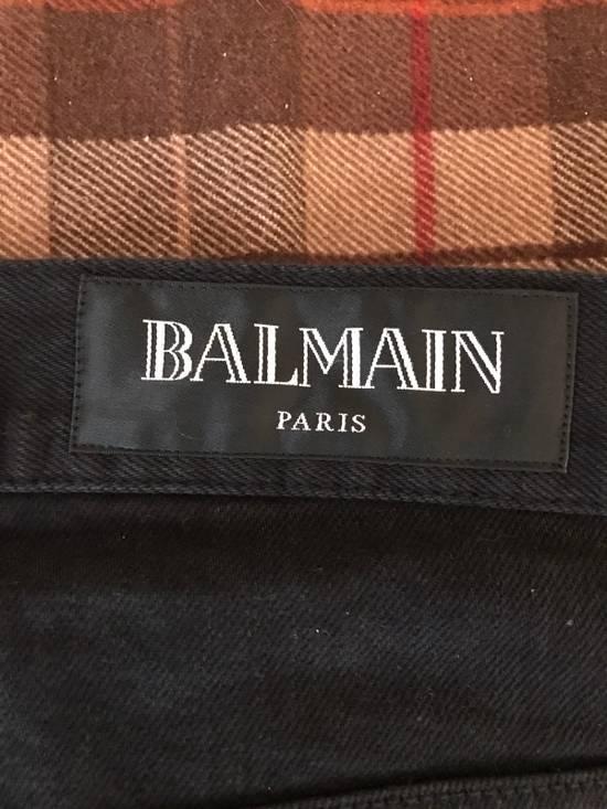 Balmain Balmain Black Jeans Size US 36 / EU 52 - 3