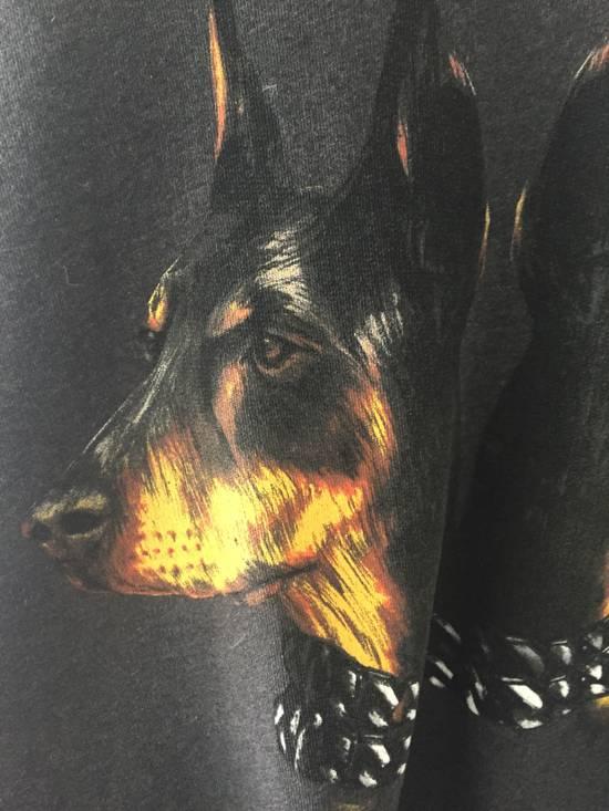 Givenchy LAST DROP Givenchy Doberman Sweater In Dark Grey F/W 13 Size US M / EU 48-50 / 2 - 3