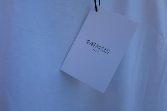 Balmain Buttoned Shoulder Long Sleeve T-shirt Size US M / EU 48-50 / 2 - 6