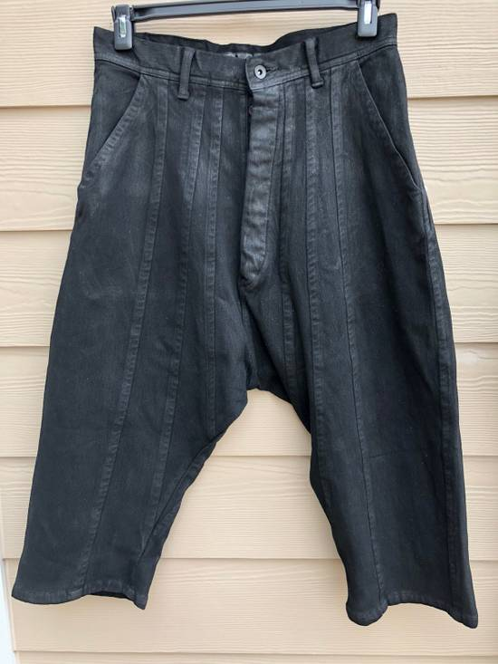 Julius NWT, Waxed ¾ Denim Pants (Size 1, 2 And 3 Avail) Size US 33