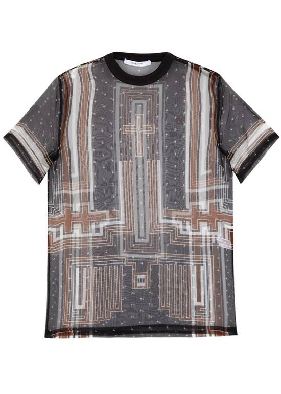 Givenchy Givenchy Cross Print Shirt Size US XS / EU 42 / 0