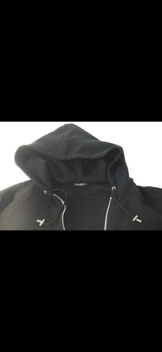 Balmain Balmain Zip Hoodie Size US XL / EU 56 / 4 - 1