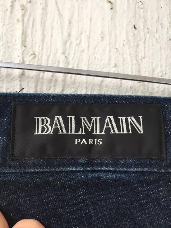 Balmain FW11 Decarnin era 3D jeans Size US 33 - 5