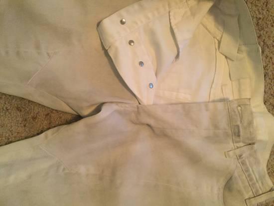 Julius Off white Moto Jean Size US 30 / EU 46 - 6