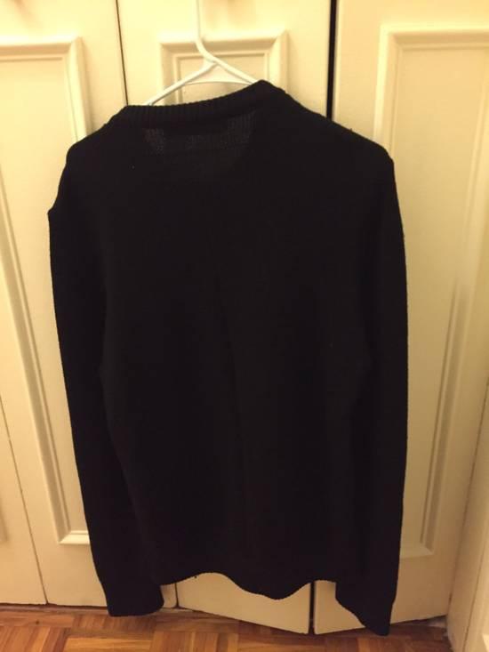 Givenchy Givenchy Black Zipper Sweater Size US L / EU 52-54 / 3 - 4