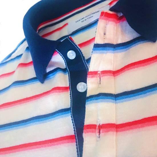 Thom Browne Stripe Polo Size US XS / EU 42 / 0 - 2