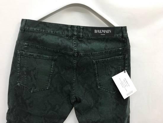 Balmain Balmain Biker Size 30 Model W7H9529T127 Size US 30 / EU 46 - 9