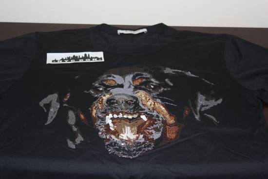 Givenchy Embroidered Rottweiler Size US M / EU 48-50 / 2