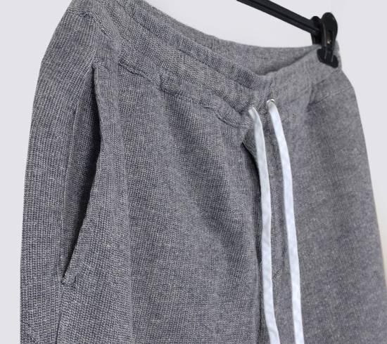 Balmain Original New Balmain Baggy Crotch Grey Men Trousers Sweat Pants in size M Size US 32 / EU 48 - 6