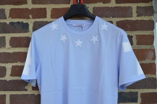 Givenchy Baby Blue 5 Stars T-shirt Size US XL / EU 56 / 4 - 3