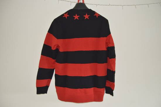 Givenchy Red Stars and Stripes Sweater Size US XS / EU 42 / 0 - 6